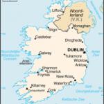 Rick van Harten in Ierland