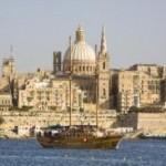 Docenten stage op Malta: Sjirkje Huitema en Olga Wildschut