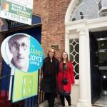 Annemarieke en Cathy in Dublin