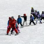 Skileraar in Oostenrijk Simon Hoekstra