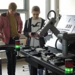 studenten Techno in Duitsland
